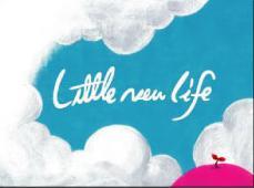 ママのための絵本『Little New Life』販売中