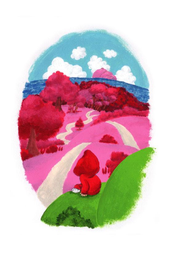 ShuAshimineオリジナル絵本『Little New Life』出版応援プロジェクト